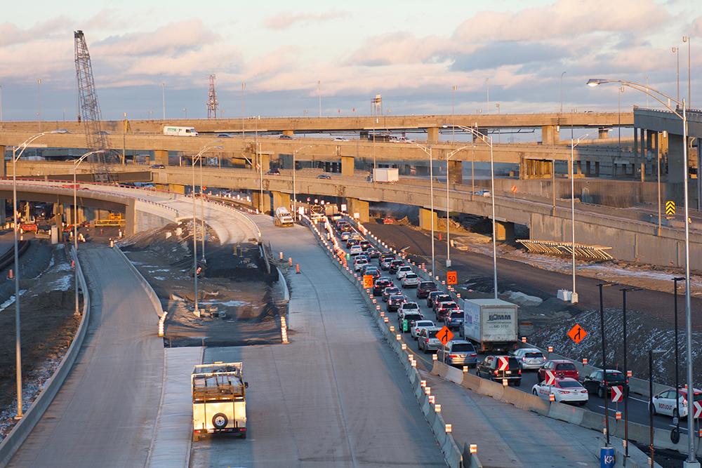 Chantiers routiers majeurs de l'automne 2020 dans la région de Montréal 3